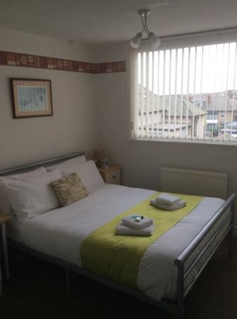 The Croydon Hotel Blackpool: Double Room