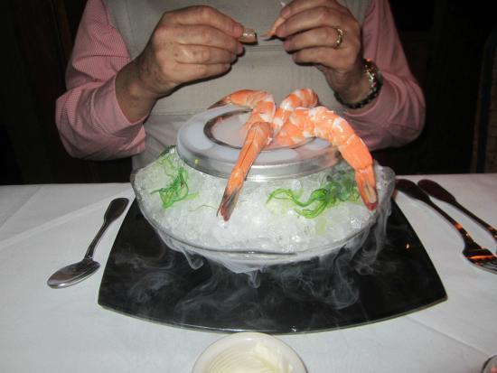 Chart House: Shrimp Cocktail