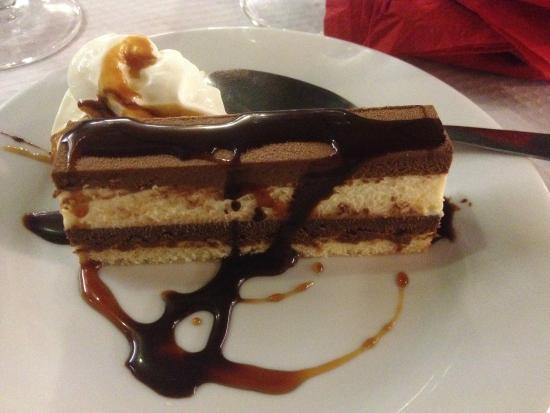 La Brique Rose : Gâteau au chocolat