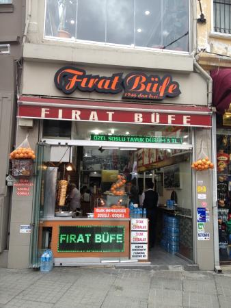 Firat Bufe: Good food