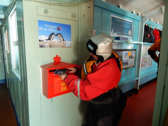 Port Lockroy Attractions