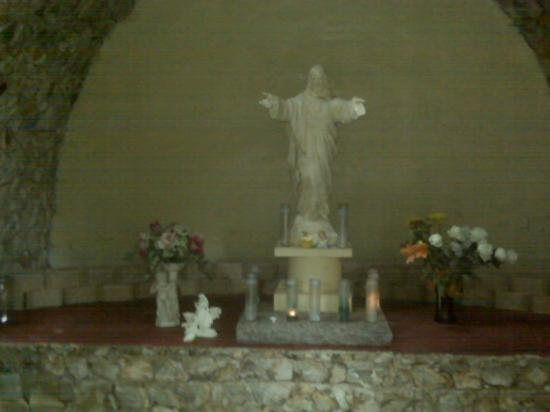 The Grotto at St Leo