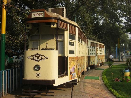 Kolkata Tram Museum Smaranika