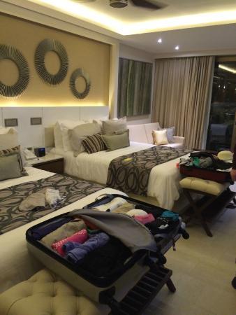 Luxury Oceanview Jr Suite Picture Of Royalton Riviera Cancun Resort Amp Spa Puerto Morelos