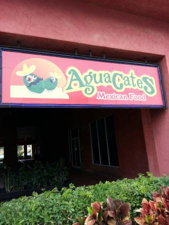Aguacates Mexican Food