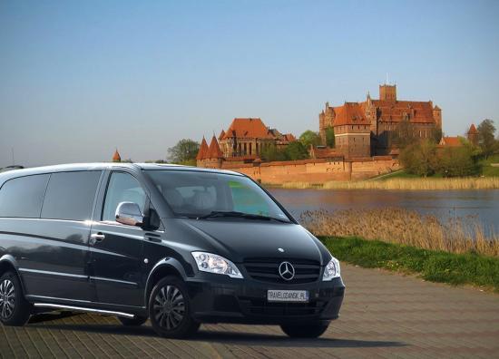 Gdansk Shuttle: tour to Malbork (medieval castle)