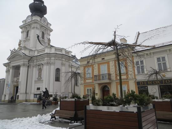 Family Home of John Paul II: Museum with church next door
