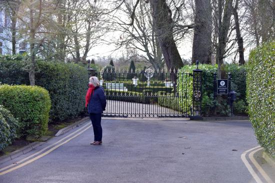 Mount Wolseley Hotel, Spa & Golf Resort: Entrance to the Private Main House