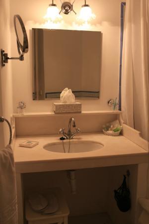 Hotel San Lorenzo: basin