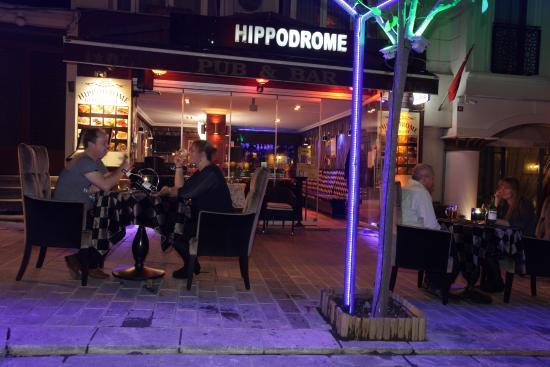 Bistro Hippodrome Restaurant