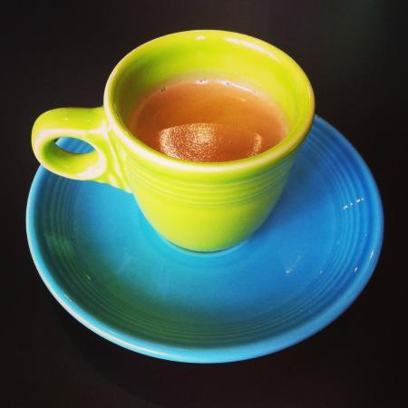 Creperie & Cafe: Espresso