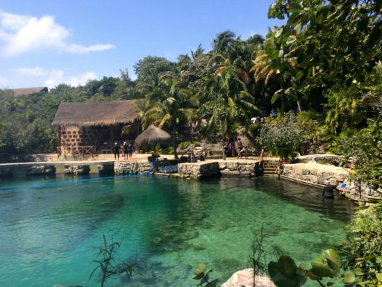 Cancun Nature Theme Park
