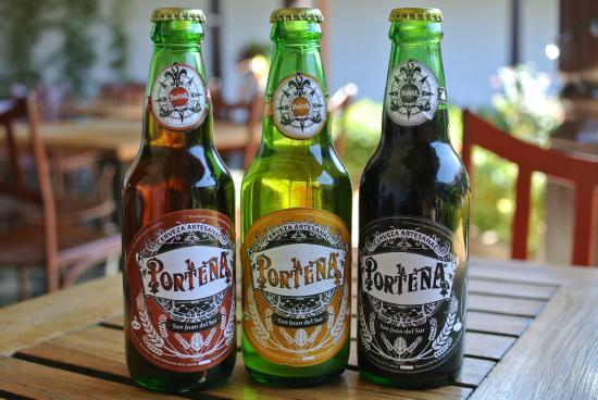 Bocadillos - Tapas Kitchen & Bar: Local Craft Beer! Brewed & Bottled in San Juan Del Sur.