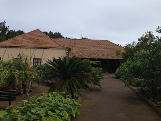 Centro de Visitantes del Parque Nacional del Garajonay