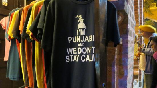 Rangla Punjab Haveli: Made me smile