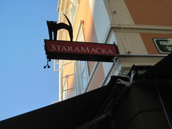 Kavarna Macek : Entry