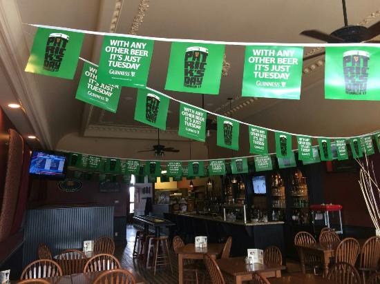 Walkerton, Canada: St Patrick day