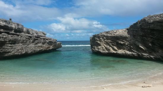 Rodrigues Adası: Trou d'argent