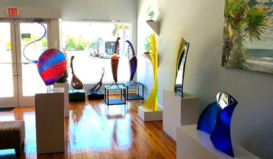 Habatat Galleries: Interior View