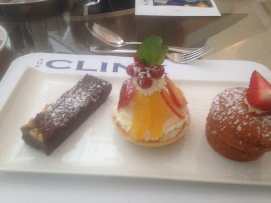 Clink Cardiff: Afternoon tea ! Amazing
