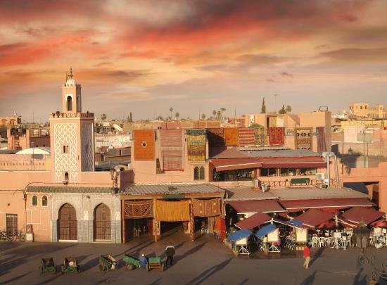 Marrákes, Marokkó: Marrakech