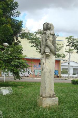 Praça das Mães