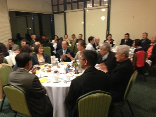 San Mateo, CA: More dinner guests