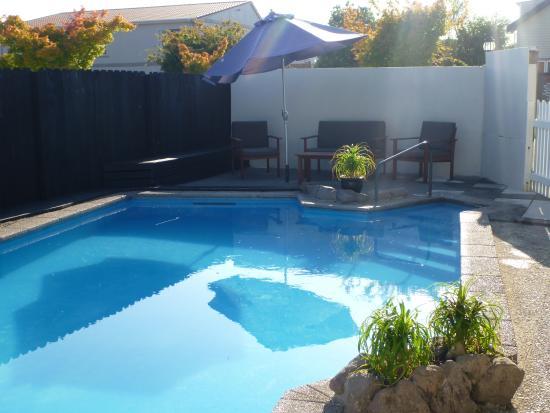 Fernleaf Motel: Out-door swimming pool