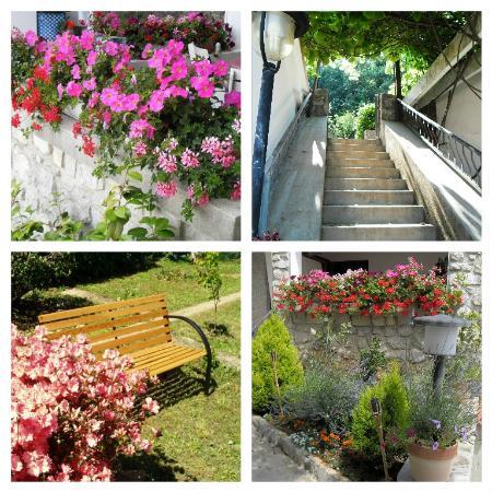 Opric, Chorwacja: garden