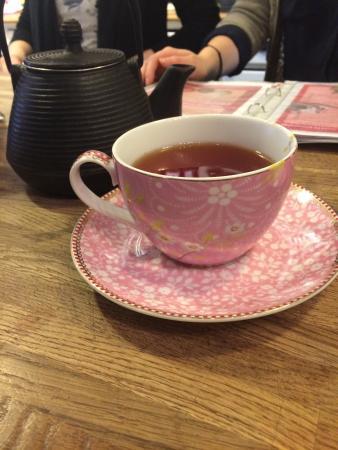 Penny Lane Cafe: Deres te er virkelig lækker