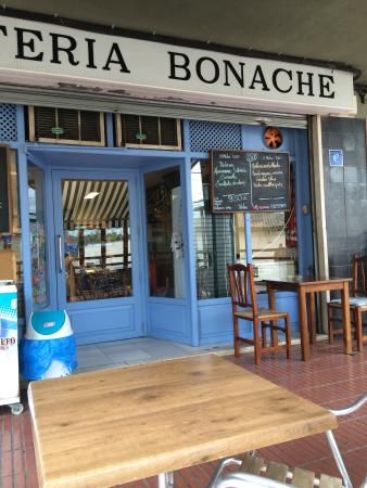 Cafetería Bonache
