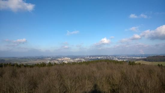 Three Country Border: viewpoint