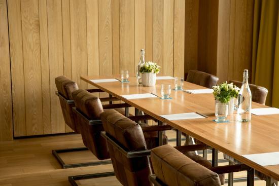 Nobu Hotel, Epiphany Palo Alto: Meeting Room