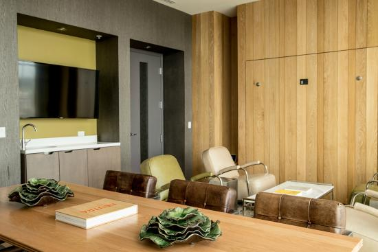 Nobu Hotel, Epiphany Palo Alto: Hospitality Suite