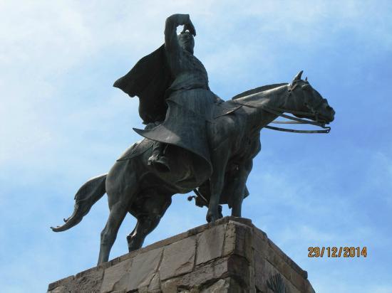 Monumento al Gral. Martin Miguel de Guemes