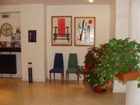 Apartamentos Turisticos Avenue Park: hall