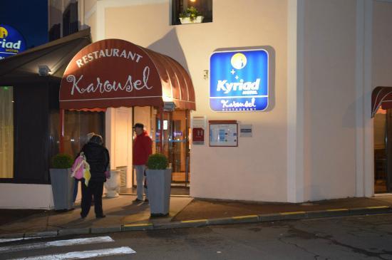 Kyriad Nevers Centre : Discreta