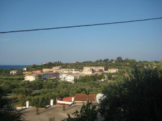 Callinica Hotel & Apartments: Room view