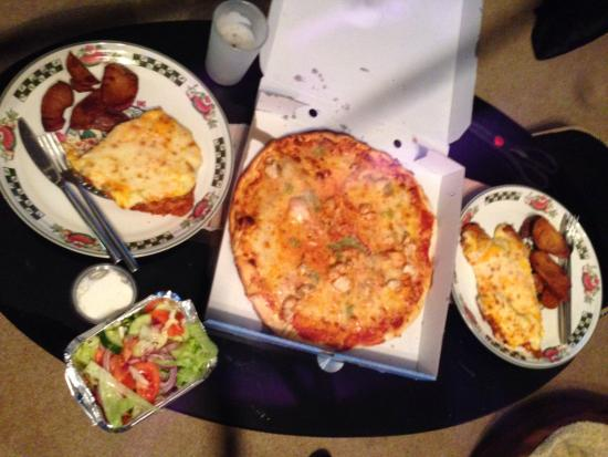 Best Pizza Shop In North East Leos Middlesbrough
