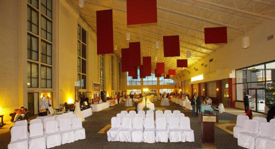 Radisson Hotel North Baltimore : Banquet Facility
