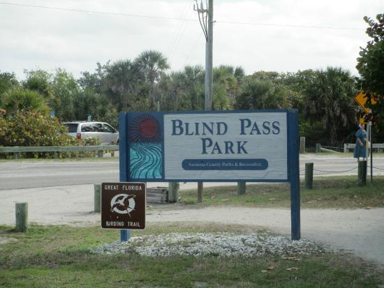 ‪Blind Pass Beach‬