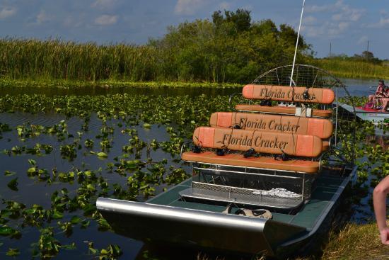 Super Fun Picture Of Florida Cracker Airboat Rides Vero