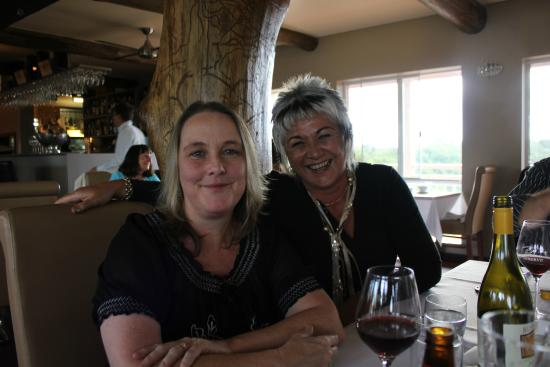 Reserve Restaurant Cellar: Mums on Mothers Day
