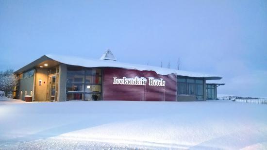 Icelandair Hotel Fludir: Fludir Icelandair Hotel