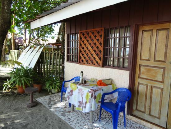 Hotel Casa Valeria Samara: Habit 6 sobre la playa