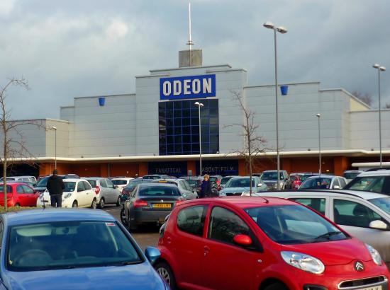 Odeon Cinema Crewe