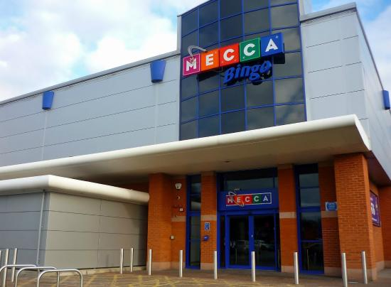 Mecca Bingo and Slots Crewe