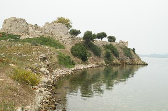 Toroni, Greece: Likithos Castle ruins