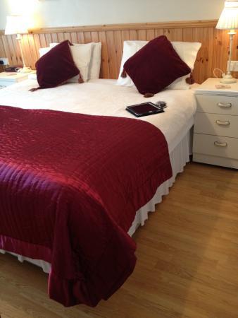 Aaranmore Lodge: Our Bedroom