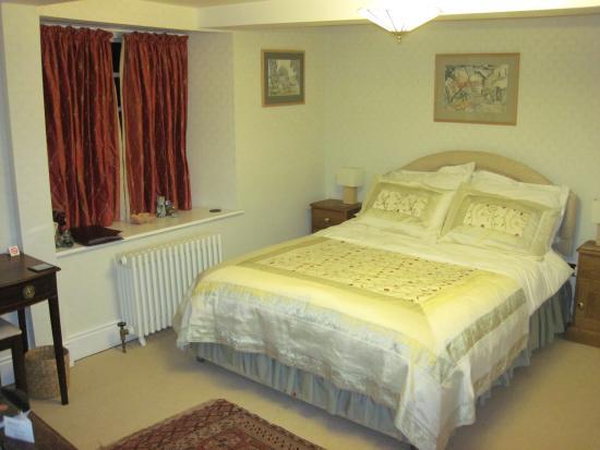 Glan y Dwr Bed & Breakfast: Pen y Fan room was great (25/Feb/15).